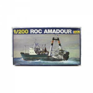 Heller 80608 Trawler Roc Amadour 1:200