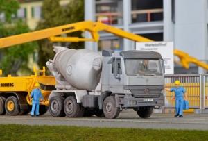 Kibri 14062 H0 Mercedes Actros betoniarka