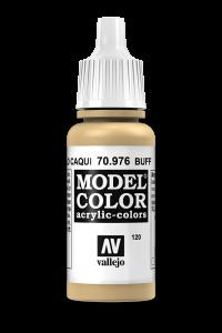 Vallejo 70976 Model Color 70976 120 Buff