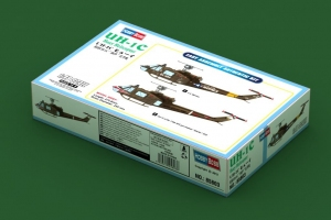 Hobby Boss 85803 UH-1C Huey - 1:48
