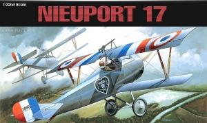 Academy 12110 Nieuport 17