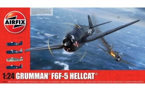 Airfix A19004 Grumman F6F-5 Hellcat - 1:24