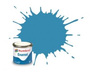 Farba olejna 48 Mediterranean Blue - Gloss (Humbrol 48)
