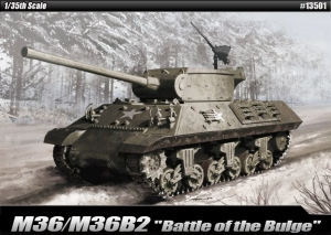 M36B2 US Army Battle of the Bulge 1:35