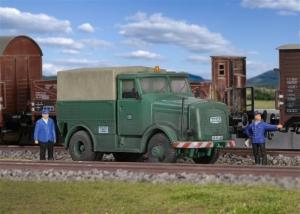 Ciągnik Kaelble KW 633 ZB