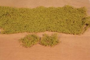 Listowie jesienne żółte 28x14 cm