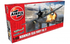 Hawker Sea Fury FB.II 1:48