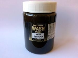 Wash 73300 Sepia