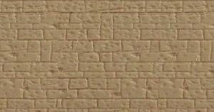 Kibri 34121 Płytka modelarska 20x12 cm - Ściana kamienna