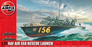 RAF Rescue Launch 1:72