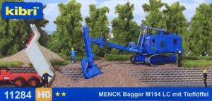 Kibri 11284 Koparka linowa Menck M154 LC