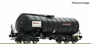 Roco 76538 Wagon cysterna Zaes PKP, Kronopol, NACCO, Ep. V