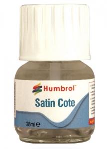 Lakier bezbarwny Satincote 28 ml