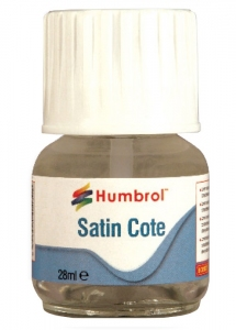 Humbrol AC5401 Lakier bezbarwny Satincote 28 ml