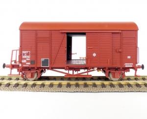 Exact-Train EX20231 Zestaw 2 wagonów towarowych krytych Oppeln, SNCF, Ep. III