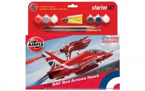 Starter Set - Red Arrows Hawk 1:72