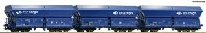 Roco 76133 Wagony samowyładowcze Falns PKP Cargo, Ep. VI