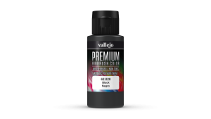 Vallejo 62020 Premium Color 62020 Black