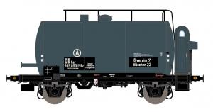 Exact-Train EX20602 Wagon cysterna 30m3 Uerdinger, Kar 935 053, Ölvereim, München, DRG, Ep. II