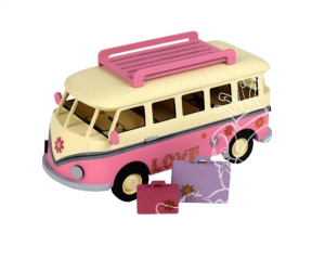 Artesania Latina 30523 Junior Collection - Volkswagen Bus wakacyjny