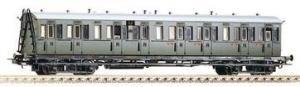 Wagon pasażerski Bh.B4, DRG, Ep. III