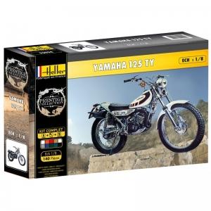 Heller 52994 Starter Set - Yamaha TY 125