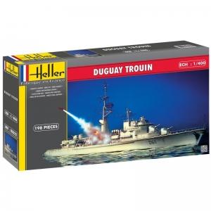 Okręt Duguay Trouin 1:400