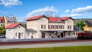 Kibri 37710 N Stacja kolejowa Grunzbach