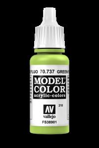Model Color 70737 210 Green Fluo