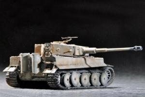 Trumpeter 07243 Tiger I Ausf.E mid Prod. - 1:72