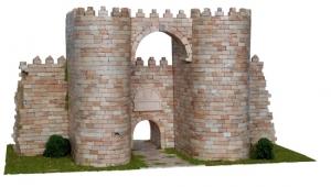 Puerta del Alcazar 1:100