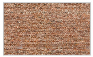 Heki 14002 Mur z czerwonej cegły