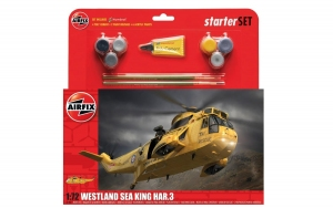 Airfix A55307 Starter Set - Westland Sea King HAR.3 - 1:72