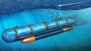 Hobby Boss 80170 Miniaturowy okręt podwodny typu Molch - 1:35