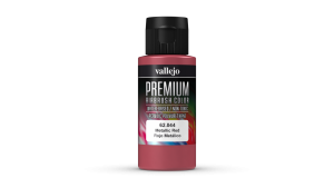 Vallejo 62044 Premium Color 62044 Metallic Red