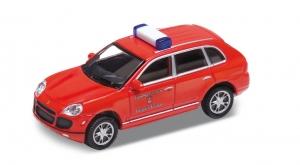 Porsche Cayenne Turbo Straż Pożarna