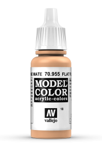 Vallejo 70955 Model Color 70955 18 Flat Flesh