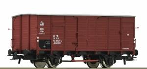 Wagon towarowy kryty .Gklm (Kdt) PKP