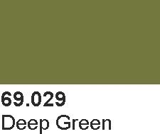 Vallejo 69029 Mecha Color 69029 Deep Green