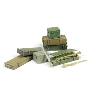Vallejo SC222 Diorama Accessories Panzerfaust 60 M set 1:35