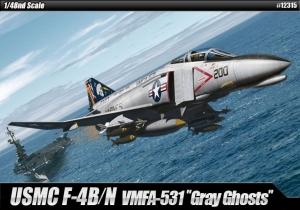 F-4B/N USMC VMFA-531 Gray Ghosts 1:48