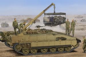 Czołg ewakuacyjno-remontowy Merkava ARV - 1:35