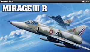Mirage IIIR 1:48