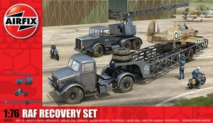 Airfix A03305 RAF Airfield Recovery Set 1:76