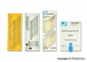 Viessmann 4101 Zestaw Sieć trakcyjna H0