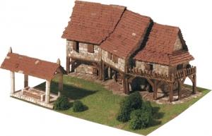 Domy średniowieczne