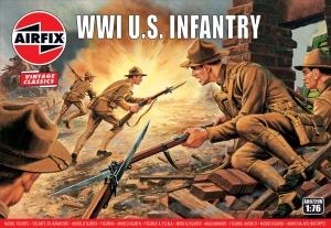 Airfix A00729V WW1 U.S Infantry - 1:76