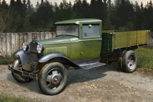 Hobby Boss 83836 Samochód ciężarowy GAZ-AA - 1:35