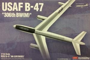 Academy 12618 USAF B-47, 1:144
