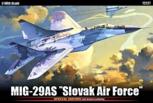 MIG-29AS Slovak Air Force, 1:48